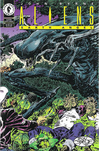 Cover Thumbnail for Aliens: Earth Angel (Dark Horse, 1994 series) #1