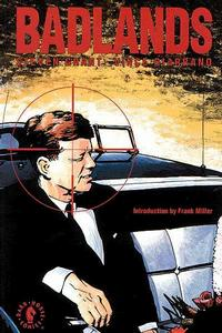 Cover Thumbnail for Badlands (Dark Horse, 1993 series)
