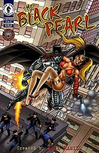 Cover Thumbnail for The Black Pearl (Dark Horse, 1996 series) #3