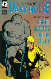 Cover Thumbnail for A Decade of Dark Horse (Dark Horse, 1996 series) #4