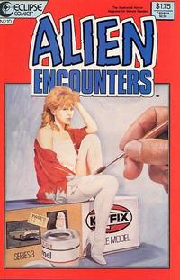 Cover Thumbnail for Alien Encounters (Eclipse, 1985 series) #10