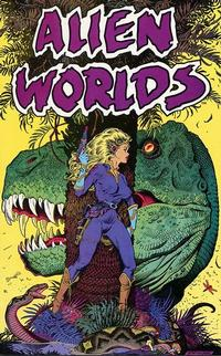 Cover Thumbnail for Alien Worlds (Eclipse, 1988 series) #1