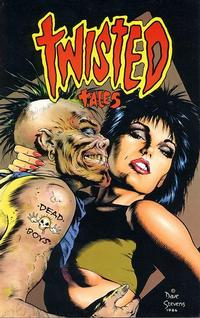 Cover Thumbnail for Twisted Tales (Eclipse, 1987 series) #1