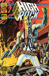 Cover Thumbnail for 2000 A. D. Presents (Fleetway/Quality, 1987 series) #14