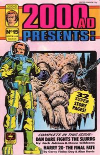 Cover Thumbnail for 2000 A. D. Presents (Fleetway/Quality, 1987 series) #15