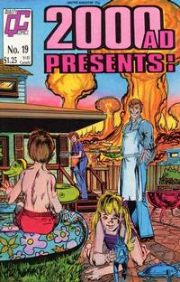 Cover Thumbnail for 2000 A. D. Presents (Fleetway/Quality, 1987 series) #19