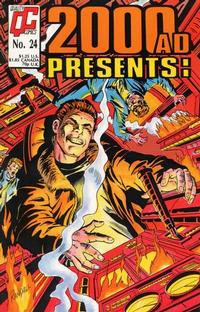 Cover Thumbnail for 2000 A. D. Presents (Fleetway/Quality, 1987 series) #24 [US]