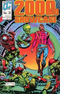 Cover Thumbnail for 2000 A. D. Showcase (Fleetway/Quality, 1988 series) #25 [US]