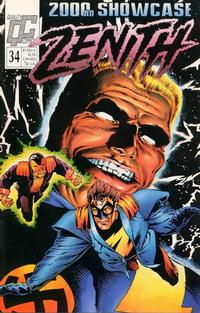 Cover Thumbnail for 2000 A. D. Showcase (Fleetway/Quality, 1988 series) #34
