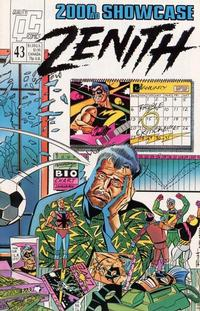 Cover Thumbnail for 2000 A. D. Showcase (Fleetway/Quality, 1988 series) #43