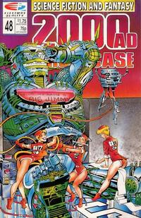 Cover Thumbnail for 2000 A. D. Showcase (Fleetway/Quality, 1988 series) #48