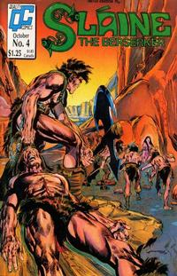 Cover Thumbnail for Sláine the Berserker (Fleetway/Quality, 1987 series) #4