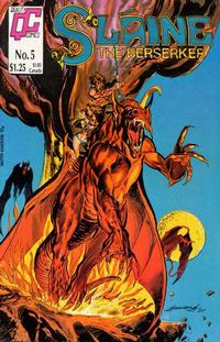 Cover Thumbnail for Sláine the Berserker (Fleetway/Quality, 1987 series) #5