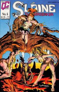 Cover Thumbnail for Sláine the Berserker (Fleetway/Quality, 1987 series) #6