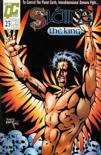 Cover Thumbnail for Slaine the King (Fleetway/Quality, 1989 series) #25
