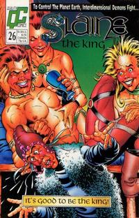 Cover Thumbnail for Slaine the King (Fleetway/Quality, 1989 series) #26
