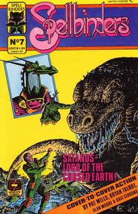 Cover Thumbnail for Spellbinders (Fleetway/Quality, 1987 series) #7