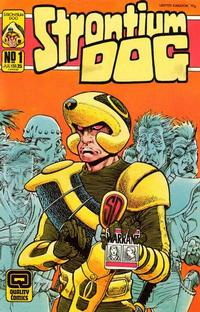 Cover Thumbnail for Strontium Dog (Fleetway/Quality, 1987 series) #1