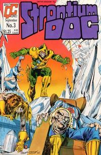 Cover Thumbnail for Strontium Dog (Fleetway/Quality, 1987 series) #3