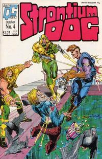 Cover Thumbnail for Strontium Dog (Fleetway/Quality, 1987 series) #4