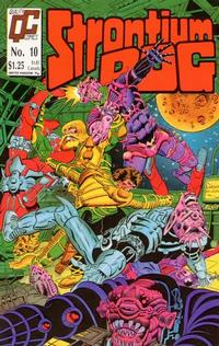 Cover Thumbnail for Strontium Dog (Fleetway/Quality, 1987 series) #10 [US]