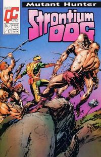 Cover Thumbnail for Strontium Dog (Fleetway/Quality, 1987 series) #16/17 [US]