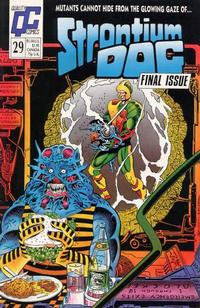 Cover Thumbnail for Strontium Dog (Fleetway/Quality, 1987 series) #29