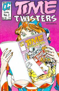 Cover Thumbnail for Time Twisters (Fleetway/Quality, 1987 series) #2