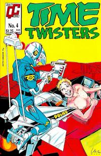 Cover Thumbnail for Time Twisters (Fleetway/Quality, 1987 series) #4
