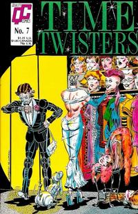 Cover Thumbnail for Time Twisters (Fleetway/Quality, 1987 series) #7