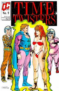 Cover Thumbnail for Time Twisters (Fleetway/Quality, 1987 series) #9
