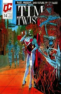 Cover Thumbnail for Time Twisters (Fleetway/Quality, 1987 series) #14