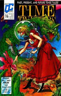 Cover Thumbnail for Time Twisters (Fleetway/Quality, 1987 series) #16