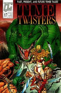 Cover Thumbnail for Time Twisters (Fleetway/Quality, 1987 series) #17
