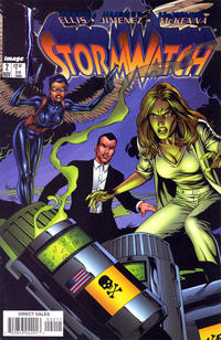 Cover Thumbnail for StormWatch (Image, 1997 series) #2