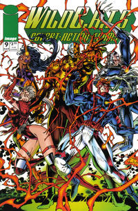 Cover Thumbnail for WildC.A.T.S: Covert Action Teams (Image, 1992 series) #9 [Direct]