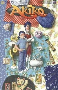 Cover Thumbnail for Akiko (SIRIUS Entertainment, 1996 series) #33