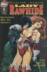 Cover Thumbnail for Lady Rawhide (Topps, 1996 series) #4