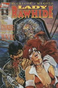 Cover Thumbnail for Lady Rawhide (Topps, 1996 series) #5