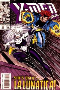 Cover Thumbnail for X-Men 2099 (Marvel, 1993 series) #10 [Direct Edition]