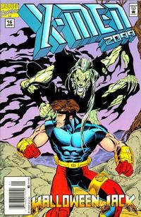 Cover Thumbnail for X-Men 2099 (Marvel, 1993 series) #16 [Direct Edition]