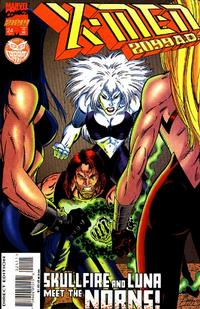 Cover Thumbnail for X-Men 2099 (Marvel, 1993 series) #24 [Direct Edition]