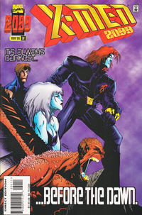 Cover Thumbnail for X-Men 2099 (Marvel, 1993 series) #32 [Direct Edition]