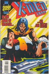 Cover Thumbnail for X-Men 2099 (Marvel, 1993 series) #34 [Direct Edition]