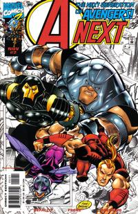 Cover Thumbnail for A-Next (Marvel, 1998 series) #2 [Cover B]