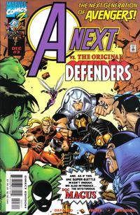 Cover Thumbnail for A-Next (Marvel, 1998 series) #3
