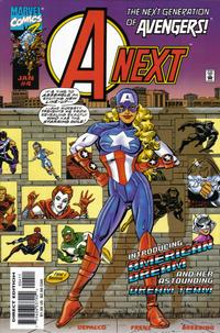Cover Thumbnail for A-Next (Marvel, 1998 series) #4