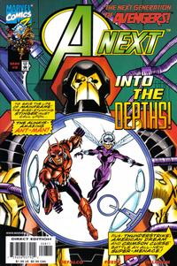 Cover Thumbnail for A-Next (Marvel, 1998 series) #8