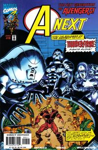 Cover Thumbnail for A-Next (Marvel, 1998 series) #9