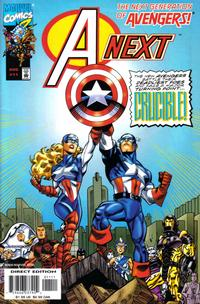 Cover Thumbnail for A-Next (Marvel, 1998 series) #11